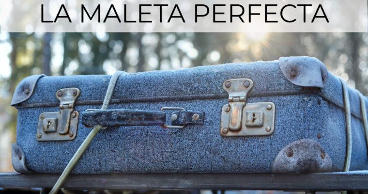Cómo hacer la maleta perfecta: Regla de la N